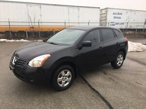 2009 Nissan Rogue S - Certified + E Tested