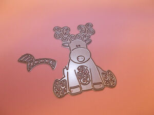 Tattered Lace  Moose