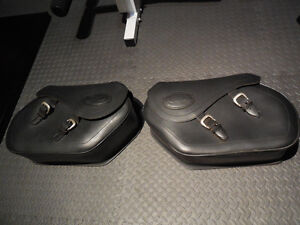 The Genuine Kentucky Drive Removable Saddlebags
