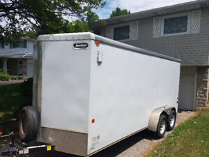 Enclosed Moving / Cargo / trailer / rental
