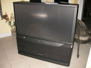 "Pioneer 53"" Rear Projection HDTV (Mint Condition)"