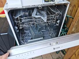 Free dishwasher