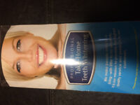 Professional take home teeth whitening