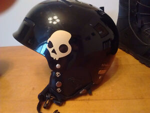 CapX Skull Candy helmet used 1 day