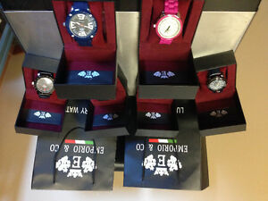 montres emporio luxury watch italie stuff first quality West Island Greater Montréal image 1
