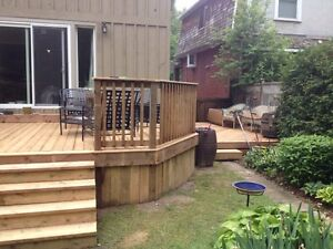 Fence and deck installers London Ontario image 6
