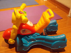 Playskool motorcycle walker Kitchener / Waterloo Kitchener Area image 2
