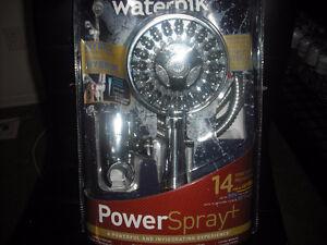new waterpik power spray 14 setting