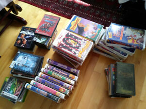 Films et Jeux / Movies and games (VHS, DVD, ps2, Xbox)