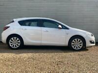 2013 Vauxhall Astra 2.0 CDTi ecoFLEX Elite (s/s) 5dr Hatchback Diesel Manual