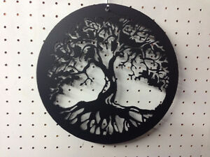 Home decor, plasma cut,metal art, wall art