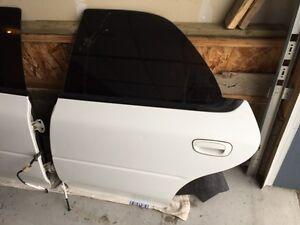 Subaru Impreza WRX STi GC8 Left Rear Door