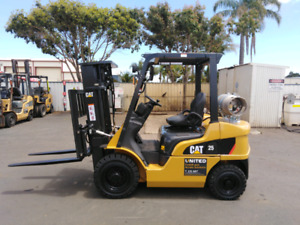 Own From $175 Per Week... Be Quick....CAT GP25N Forklift Save $$$ Davenport Bunbury Area Preview