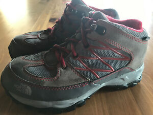 Kids Northface Hiking Boots - Size 2