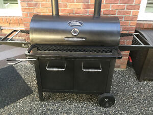 CHARCOAL BARBECUE