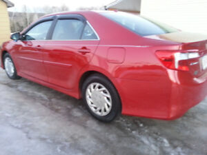 2013 Toyota Camry SE One owner,  Like New