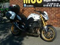 Yamaha FZ8 2013 with 12600 miles