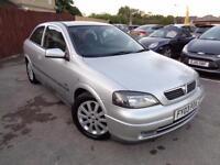 2003 Vauxhall Astra 1.6i 16v SXi