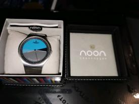 Brand new noon copenhagen watch