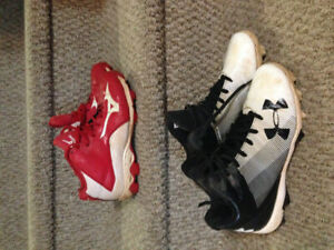 Baseball cleats sz 5.5 / 7