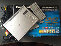 Panasonic portable DVD player