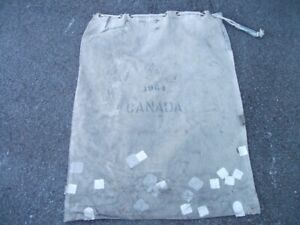 Large Canvas Bags