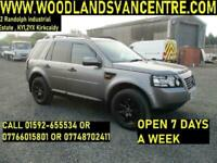 2009 59 PLATE LANDROVER FREELANDER S 4X4 UTILITY WITH REAR SEATS MOT MARCH 2021