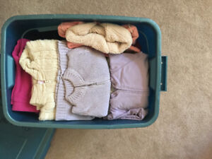 Girls size 3 clothing, 85 pieces namebrand