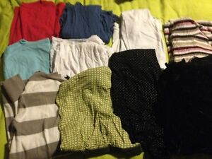 x-large lot of woman clothes