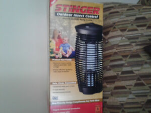 Stinger Outdoor Insect control