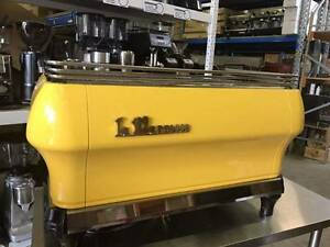 Second Hand 3 Group La Marzocco FB80 Commercial Coffee Machine Roselands Canterbury Area Preview