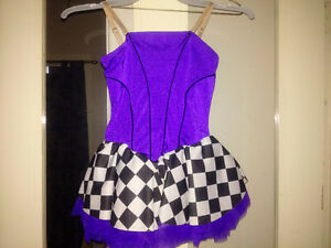 Girls Size Small and Medium Dance Costume