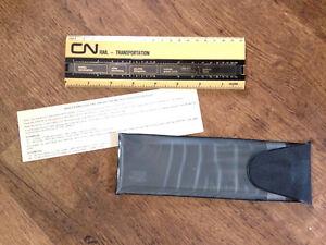 CN Railways Metric Conversion Rule