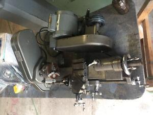 Myford ML10 metal lathe