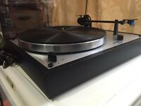 Thorens TD 166 MKII Hifi Turntable with Thorens TP21 Tonearm