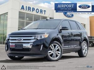 2013 Ford EDGE Limited AWD with only 93,506 kms