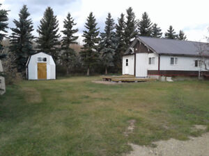 COUNTRY  2 BEDROOM HOME FOR RENT