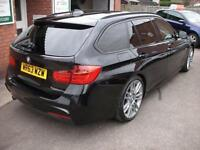 2013 BMW 3 SERIES 2.0 320d BluePerformance M Sport Touring 5dr start stop Auto