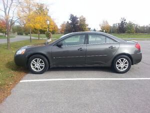 2006 Pontiac G6 Saftied & Etested,  One Owner