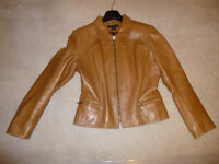 Women's Leather Jacket for sale
