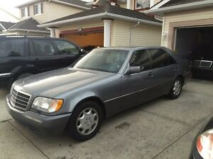 1992 Mercedes Benz 500SEL *BEST OFFER TAKES IT*