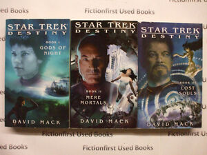 """Star Trek Destiny Trilogy"""