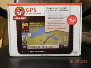 Rand McNally GPS  MAKE a REASONABLE offer