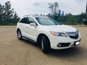 2013 Full Loaded RDX AWD with LOW KM's