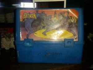 Vintage batman lunchpail