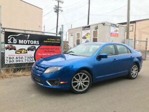 2012 FORD FUSION SE HAS JUST 140028 KMS BLUETOOTH ALLOY WHEELS !