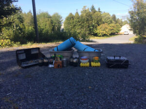 Selling our Camping Gear