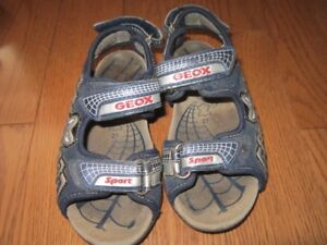Geox sandals size 10