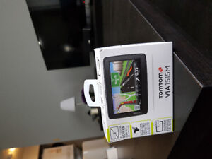 TOMTOM VIA 1515 M GPS FOR SALE