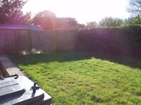 Plaistow 3 bed house with garden. NO DOGS or DSS.